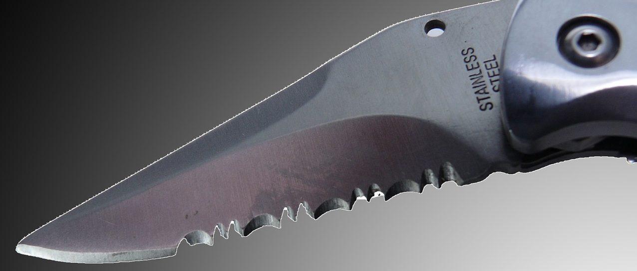 edc knife edge